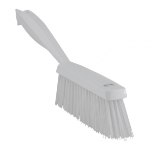 Vikan 45895 Hand Brush 330 mm Medium White