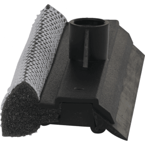 Vikan 473852 Head f/Windscreen Scraper 473752 & 473952 200 mm Black