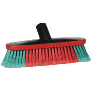 Vikan 475552 Vehicle Brush waterfed 270 mm Soft/split Black