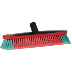 Vikan 475752 Vehicle Brush waterfed 370 mm Soft/split Black