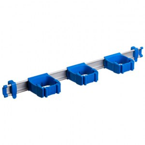 Toolflex One 54 cm Rail with 3 x P-01 Holder - BLUE