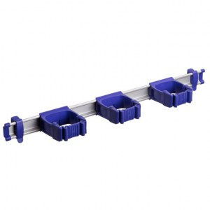 Toolflex One 54 cm Rail with 3 x P-01 Holder - PURPLE