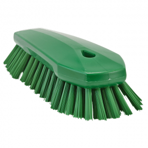 Vikan 38922 Hand Brush XL 240 mm Very hard Green