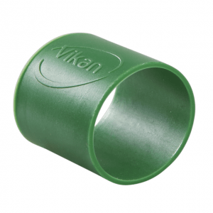 Vikan 98012 Colour Coding Rubber Band x 5 26 mm Green
