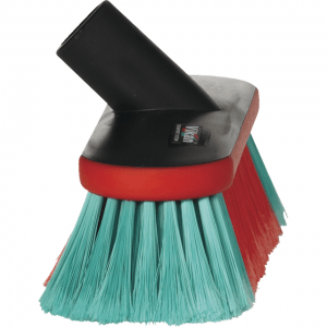 Vikan 526952 Vehicle Brush waterfed 230 mm Soft/split Black