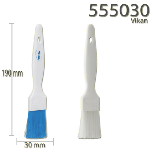 Vikan 555030 Pastry Brush 30 mm Soft