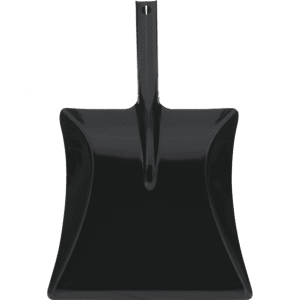 Vikan 558552 Dustpan metal 245 mm Black