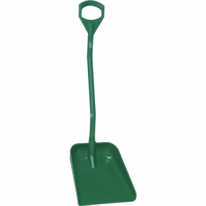 Vikan 56002 Ergonomic shovel 380 x 340 x 90 mm 1140 mm Green
