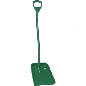 Vikan 56012 Ergonomic shovel 380 x 340 x 90 mm 1310 mm Green