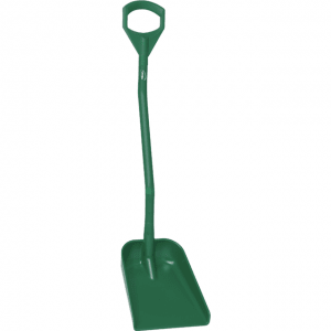 Vikan 56102 Ergonomic shovel 340 x 270 x 75 mm 1110 mm Green