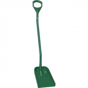 Vikan 56112 Ergonomic shovel 340 x 270 x 75 mm 1280 mm Green
