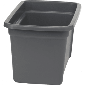Vikan 581416 Mop box without lid 25 cm Grey