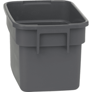 Vikan 581518 Cloth/accessory box 7 Litre(s) Grey