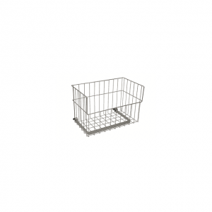 Vikan 582410 Wire storage basket Grey