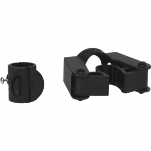 Vikan 583010 Holder for 25-35 mm diameter handle with 22mm clamps Black