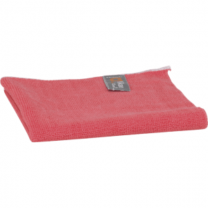 Vikan 691014 Original Microfibre cloth 32 x 32 cm Red