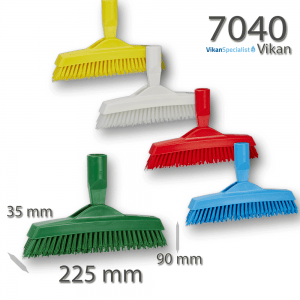 Vikan 7040 Crevice Scrub 225 mm Very hard