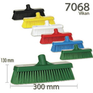 Vikan 7068 Broom 300 mm Medium