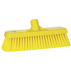 Vikan 70686 Broom 300 mm Medium Yellow