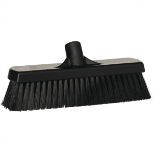 Vikan 70689 Broom 300 mm Medium Black