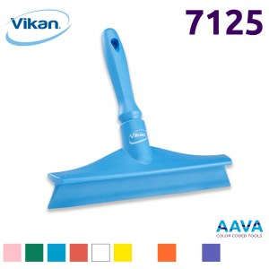 Vikan 7125 Ultra Hygiene Table Squeegee w/Mini Handle 245 mm