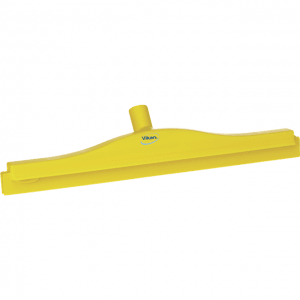 Vikan 77236 Hygienic Revolving Neck Squeegee w/replacement cassette 505 mm Yellow