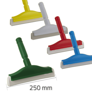 Vikan 7751 Hand Squeegee with Replacement Cassette 250 mm