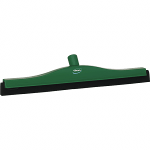 Vikan 77532 Floor squeegee w/Replacement Cassette 500 mm Green