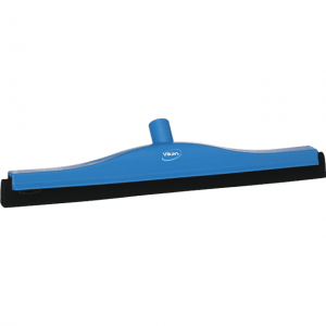 Vikan 77533 Floor squeegee w/Replacement Cassette 500 mm Blue