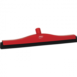 Vikan 77534 Floor squeegee w/Replacement Cassette 500 mm Red