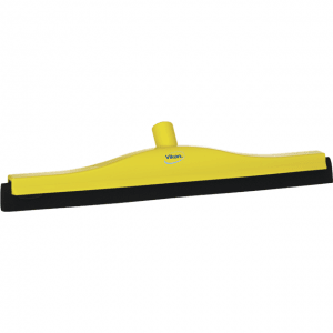 Vikan 77536 Floor squeegee w/Replacement Cassette 500 mm Yellow