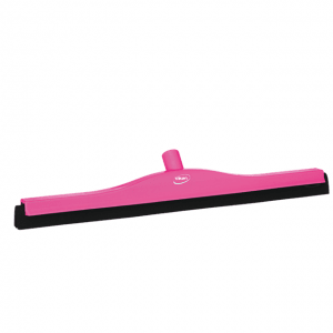 Vikan 77541 Floor squeegee w/Replacement Cassette 600 mm Pink