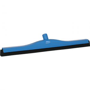 Vikan 77543 Floor squeegee w/Replacement Cassette 600 mm Blue