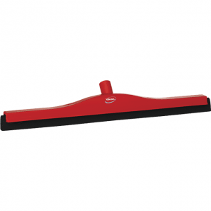 Vikan 77544 Floor squeegee w/Replacement Cassette 600 mm Red