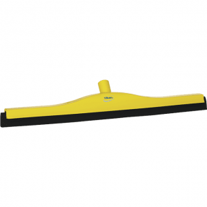 Vikan 77546 Floor squeegee w/Replacement Cassette 600 mm Yellow