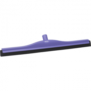 Vikan 77548 Floor squeegee w/Replacement Cassette 600 mm Purple