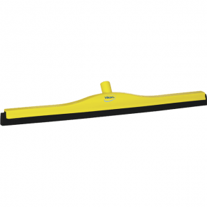 Vikan 77556 Floor squeegee w/Replacement Cassette 700 mm Yellow