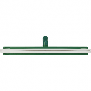 Vikan 77632 Revolving Neck Floor squeegee w/Replacement Cassette 500 mm Green