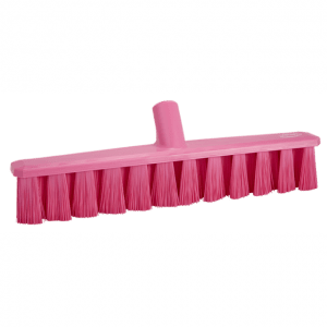 Vikan 31731 UST Broom 400 mm Medium Pink