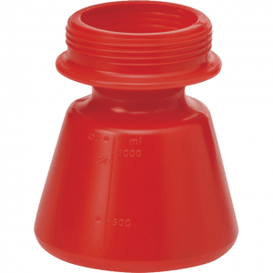 Vikan 93104 Spare container 1.4 Litre(s) Red