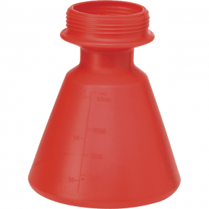Vikan 93114 Spare container 2.5 Litre(s) Red