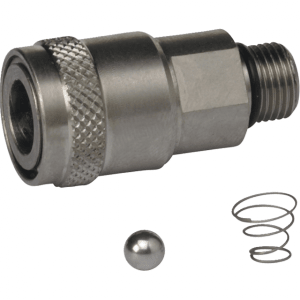 Vikan 9442 Coupler Ø5 mm ball and spring 1/8