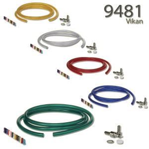 Vikan 9481 Suction hose set 1/8