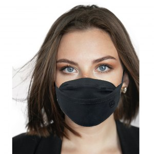 Face_Mask_Black_Woman_Reusable_Fashionable._Ribcap