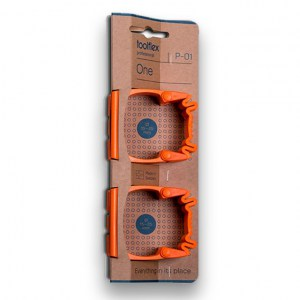 Toolflex One  TF1-0 Holder 2-Pack - ORANGE