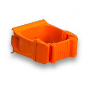 Toolflex One P-01 Holder 2-Pack - ORANGE