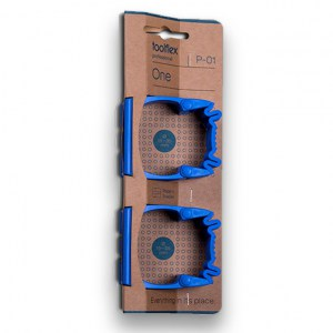 Toolflex One TF1-5 Holder 2-Pack - Blue