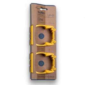 Toolflex One TF1-7 Holder 2-Pack - Yellow