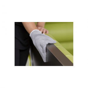 Vikan 691218 Vikan Microfibre Glove 260 mm Grey