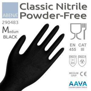 nitrile-black-medium